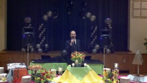 MC Master of Ceremonies Broome County