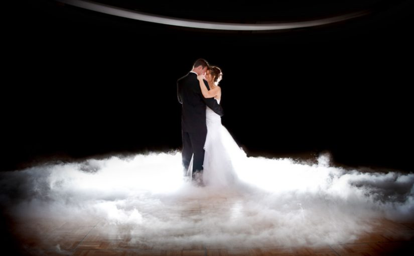 Would you like your first dance on a cloud?